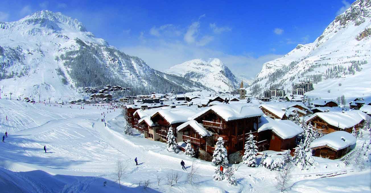 Найкращі альпійські гірськолижні курорти