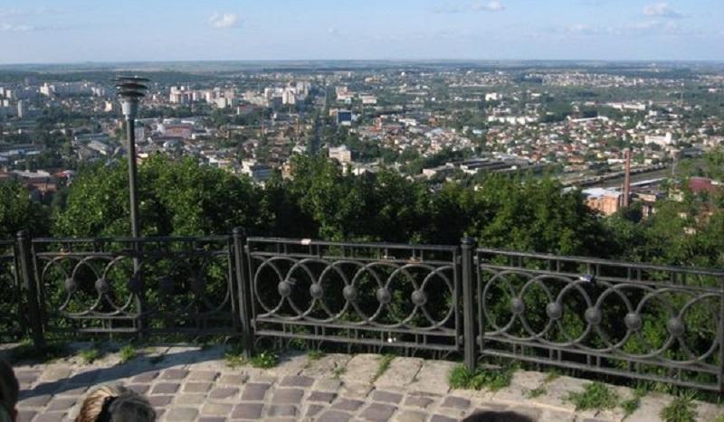 Навколо вежі на Високому замку з Оксаною Форостиною - Львів