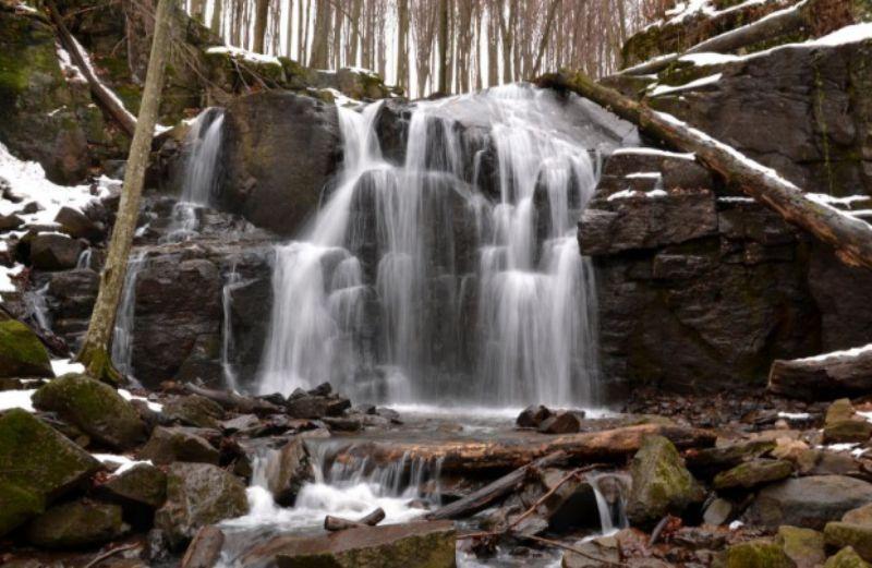 Список українських водоспадів, які варто побачити