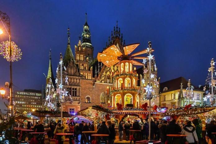 У Вроцлаві відкрили Різдвяний ярмарок