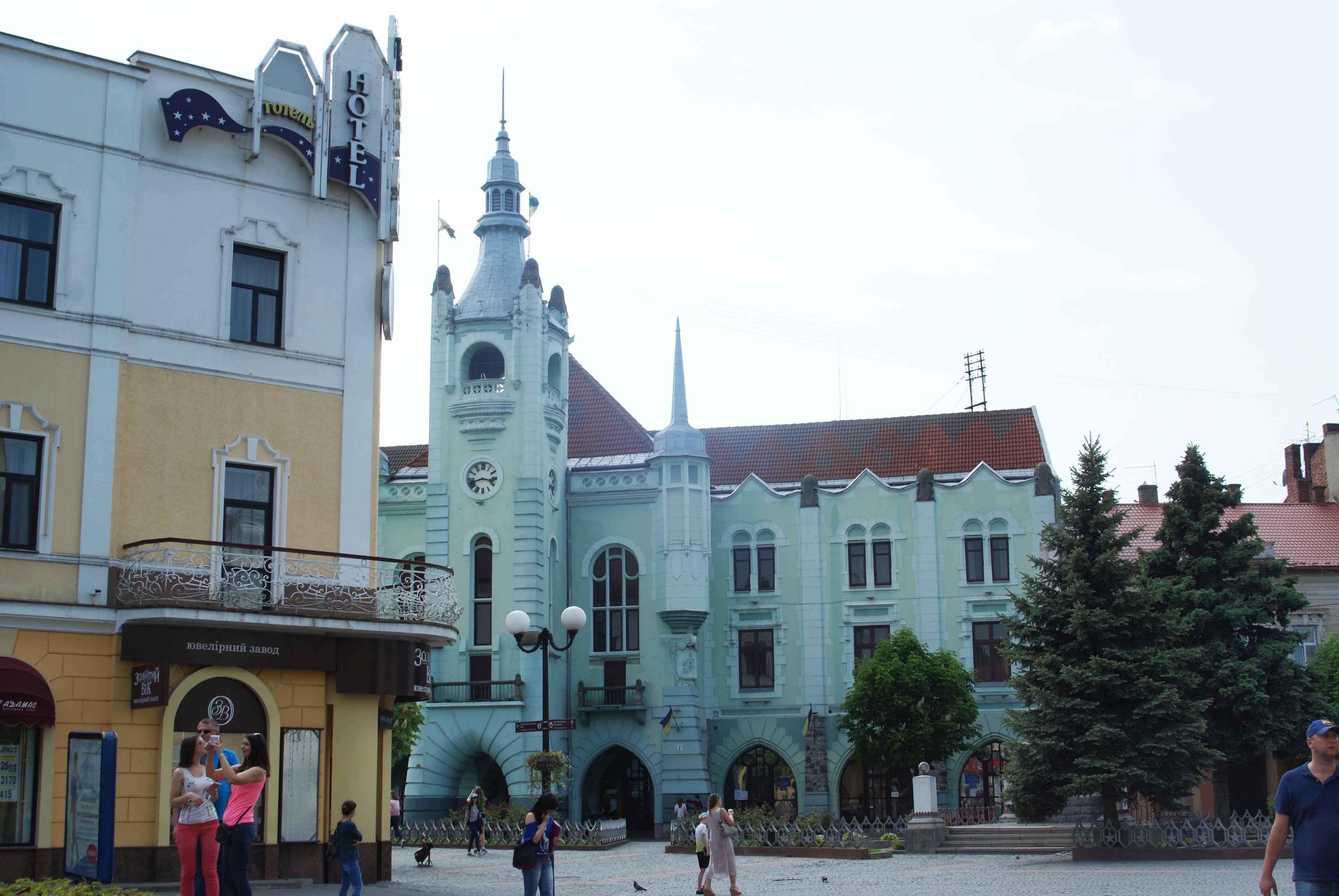 Ужгород-Мукачево-додому