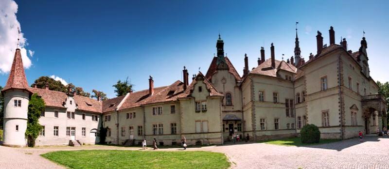 Через століття: замки України, які чудово збереглися