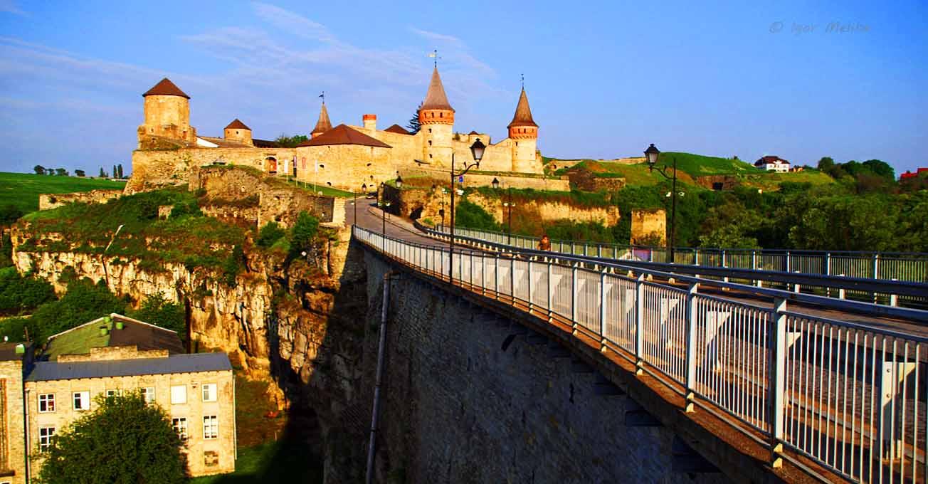 Незабутні мости в Кам'янці-Подільському